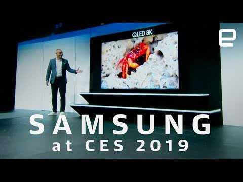Xxx Mp4 Samsung Press Conference At CES 2019 In 8 Minutes 3gp Sex