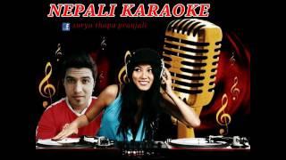 Nepali Lok track karaoke song
