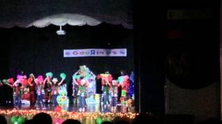 U.E Plaza Sesamo 4to Grado Navidad 2015