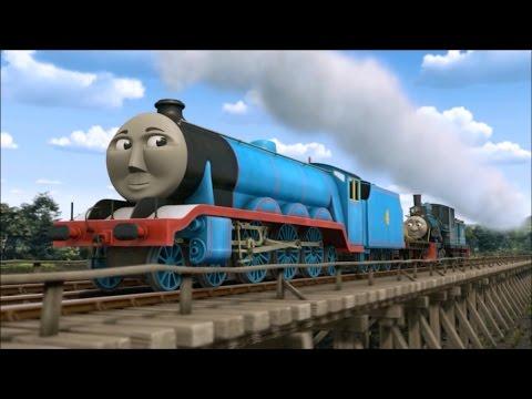Thomas e Seus Amigos Gordon e Ferdinand