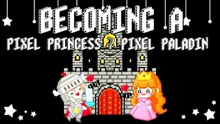 LINE Play - Become a Pixel Princess/Paladin (Legend of a Knight)
