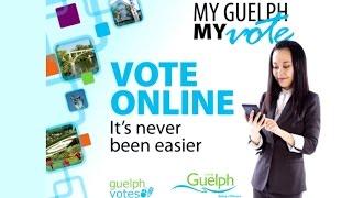 Online Voting Presentation - September 3, 2014