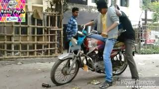 Funny video in Azimpur by Nasty Pep's #3