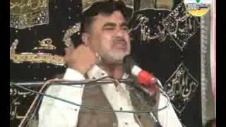 Zakir  Nasir Abbas notak  biyan Darbar e Sham  majlis Ashra sani 2015  imam Bargah Shia Molvi Jhang