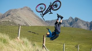 The Frontflip: Danny Macaskill Making 'The Ridge'