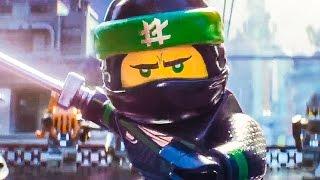 THE LEGO NINJAGO MOVIE Trailer (2017)