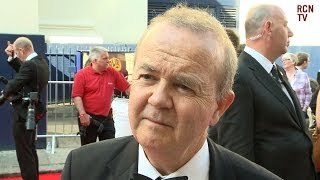 The Wipers Times Ian Hislop Interview -  BAFTA TV Awards 2014