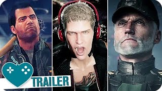 XBOX E3 2016: All Trailers from the Xbox Press Conference | E3 2016