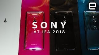 Sony IFA 2018 Press Event in Under 7 Minutes