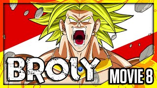 DragonBall Z Abridged MOVIE: BROLY  - TeamFourStar #TFSBroly