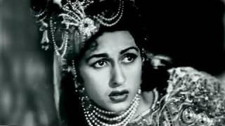 Mohabbat Mein Aise Kadam - Bina Rai, Lata Mangeshkar, Anarkali Song