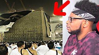 Hajj 2018 (1439) Makkah Heavy Rain Destroys Everything! - SO SAD