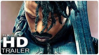 BLACK PANTHER: 4 Minute Extended Trailer (2018)