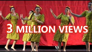Philippines Traditional Cultural Dance - ITIK-ITIK, Filipino Folk Dance; Carassauga, Toronto 2015