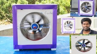 How to make a air cooler