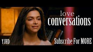 Naina | Movie Starting conversations | Yeh Jawaani Hai Deewani Best Movie