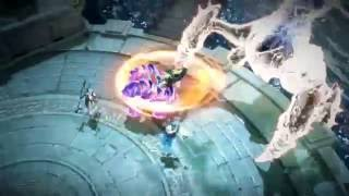 Endless Of God 无尽神域 - New MMORPG IOS Game First Video Gameplay Trailer