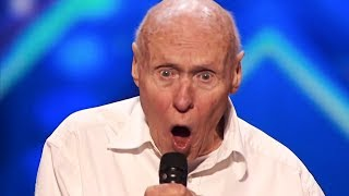 82-Year-Old Blew The Judges Away When He Took To The Stage
