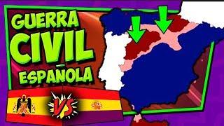 🌍 GUERRA CIVIL ESPAÑOLA - Causas y consecuencias explicadas de forma sencilla.