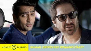 """The Big Sick"" - Driving with Kumail"