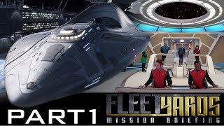 USS Orville (Orville) (Part 1) - Fleetyards Mission Briefing