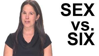 How to Pronounce SEX vs. SIX - American English