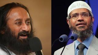 Zakir Naik Tried to Distort Sri Sri Ravi Shankar's Message Claims Art of Living