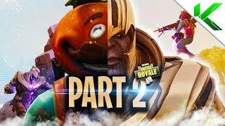 TOMATOHEAD VS THANOS! THE *TRUE* STORY! Ep.5 (Short Fortnite BR Movie) - Fortnite: Battle Royale