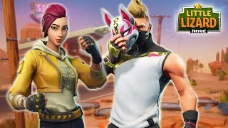 DRIFT HAS A SISTER??? *SEASON 6 BACKSTORY* - Fortnite Short Film