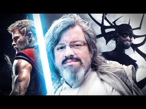 Trailers de Star Wars Os Últimos Jedi e Thor Ragnarok NerdOffice S08E16