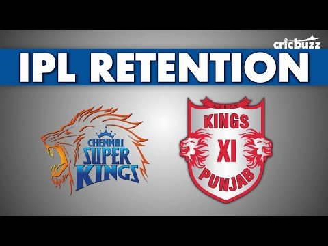 Xxx Mp4 IPL Retention CSK KXIP Predictions 3gp Sex