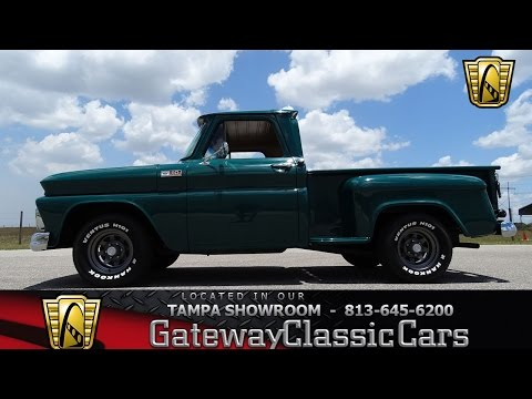 934 TPA 965 Chevrolet C10 V8 350 CID Crate 3 Speed Automatic