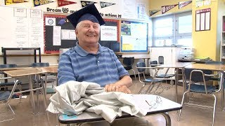 Veteran Graduates, 50 Years After High School