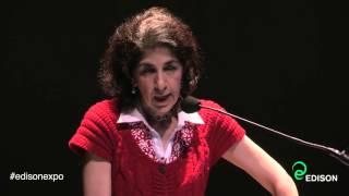 Lezioni di Futuro: Intervento di Fabiola Gianotti, direttrice del CERN