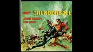 James Bond - Thunderball soundtrack FULL ALBUM