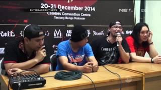 Event Rock in Celebes Makassar