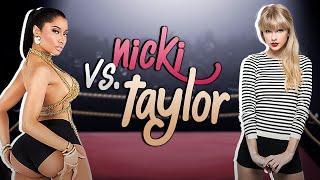 101. Nicki vs. Taylor