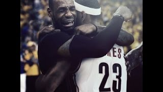 LeBron James | Vengeance (2016 NBA Finals Mix)