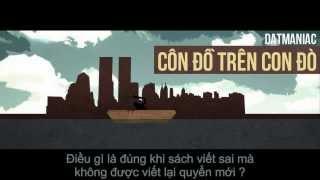 Côn Đồ Trên Con Đò - DatManiac || [Lyrics + Video]