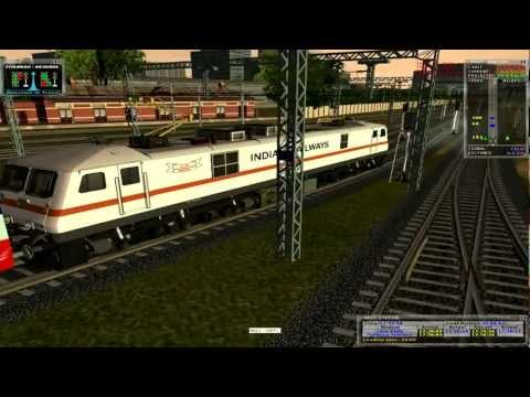Xxx Mp4 MSTS Train Simulator Andhra Pradesh Express Indian Railways 3gp Sex