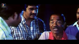 Sivaji Raja Excited At Aunty Hilarious Comedy Scene | TFC Comedy