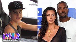 Justin Bieber RUNS OVER Paparazzi? Kim Kardashian