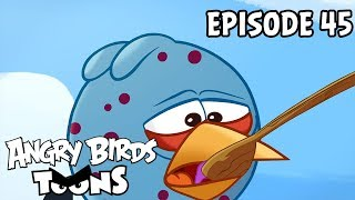 Angry Birds Toons | Bird Flu - S1 Ep45