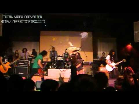 Powerslaves - 100% Rock N Roll ( Live )