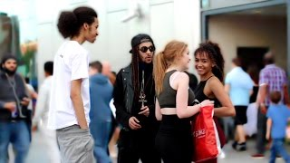 Sexual Beatboxing Prank In London