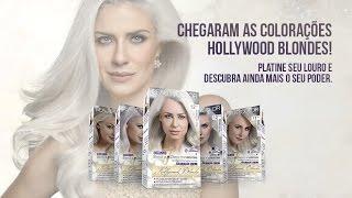 BEAUTYCOLOR Coloração Hollywood Blondes - Tenha louros platinados!