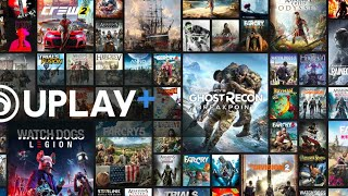 FREE Uplay Accounts (PC,Xbox, PS4,PS3 ) With Lot of UBiSOFT Games 100% working  juin 2019