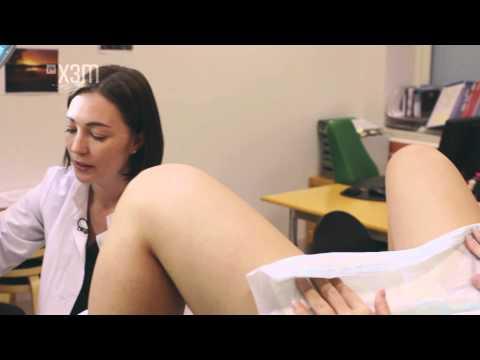 Vad gör gynekologen
