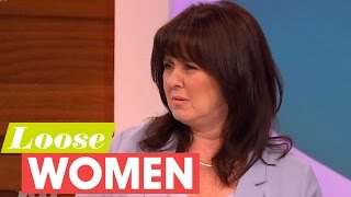 Coleen Feels That Piers Morgan Should Keep His Mouth Shut   Loose Women