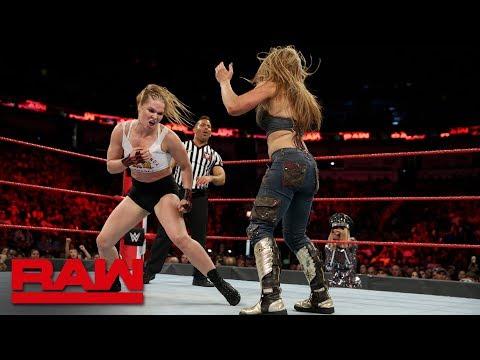 Xxx Mp4 Ronda Rousey Amp Natalya Vs Alexa Bliss Amp Mickie James Raw Sept 10 2018 3gp Sex